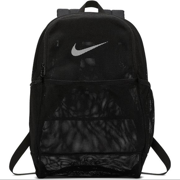 **New** Nike Brasilia Mesh Backpack